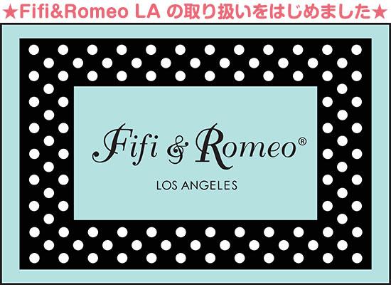 Fifi&Romeo LA
